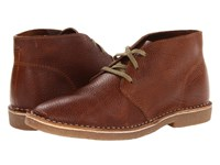 Seavees 12 67 3 Eye Chukka Brass Waxed Leather 1 Men's Lace Up Boots Tan