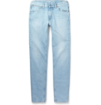 Michael Bastian Slim Fit Denim Jeans Blue