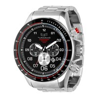 Vestal Zr3 Watch Silver Black