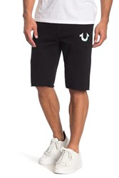 True Religion Splice Active Shorts 1001 Black