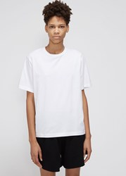 Craig Green 'S String T Shirt In White Size 2Xs 100 Cotton
