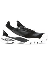 Calvin Klein 205W39nyc Nappa Lace Up Sneakers Black