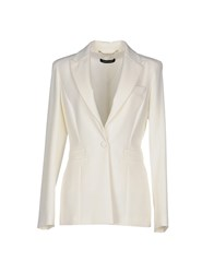 Mangano Suits And Jackets Blazers Women Red