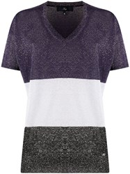 Fay V Neck Knitted Top 60