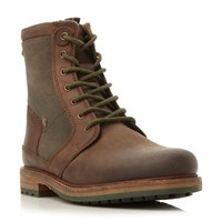 Barbour Whitburn Heavy Comb Boot Brown