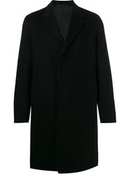 Theory Straight Single Breasted Coat 60