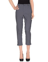 Anonyme Designers Trousers Casual Trousers Women Blue