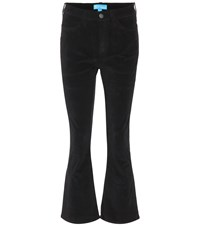Mih Jeans Marty High Rise Flared Black
