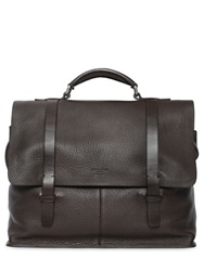 Giorgio Armani Deer Leather Briefcase
