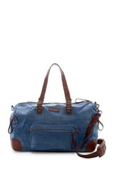 Liebeskind 24 Hour Overnight Bag Blue