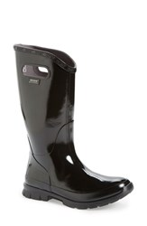 Women's Bogs 'Berkley' Waterproof Rain Boot Black