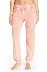 Ugg 'Sybelle' Washed Knit Sweatpants Crabapple