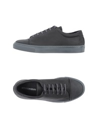 National Standard Low Tops And Trainers Steel Grey