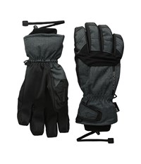 Dakine Scout Short Glove Carbon Snowboard Gloves Gray