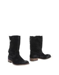 Htc Ankle Boots Black