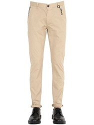 Bob Strollers 17Cm Stretch Cotton Chino Pants