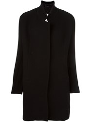 Ter Et Bantine High Neck Coat Black