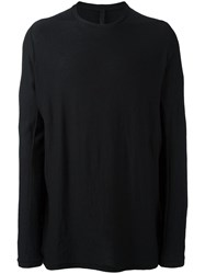 Forme D'expression 'Engineered' Jumper Black