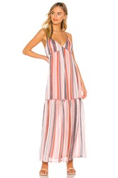 Bb Dakota Jack By Sailors Delight Maxi Dress Pink