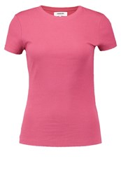 Zalando Essentials Basic Tshirt Mauve Purple