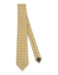 Cantarelli Accessories Ties Men Ocher