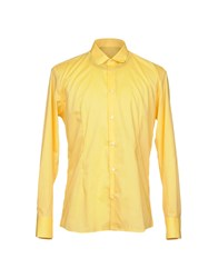 Eredi Del Duca Shirts Yellow