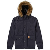 Carhartt Trapper Jacket Blue