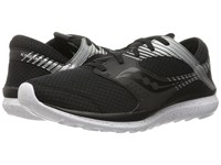 Saucony Kineta Relay Reflex Black Silver Men's Running Shoes