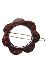 France Luxe Floral Tige Boule Barrette Mojave