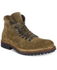 Kenneth Cole Reaction Men's Climb The Rope Plain Toe Alpine Boot Men's Shoes Military