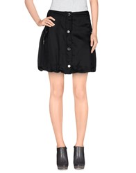 Gianfranco Ferre Gf Ferre' Skirts Mini Skirts Women Black