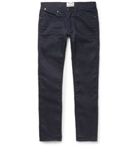 Acne Studios Max Slim Fit Stretch Denim Jeans Blue