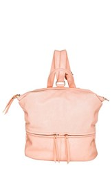 Urban Originals 'Willow' Convertible Faux Leather Backpack Beige Nude