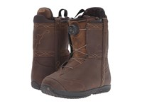 Burton X Frye '17 Folklore Women's Cold Weather Boots Brown