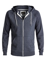 Quiksilver Men's Everyday Zip Hoodie Dark Blue