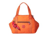 Kipling Art Satchel Riverside Crush Satchel Handbags Orange