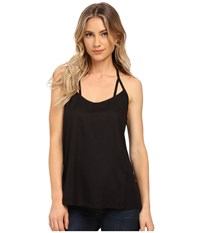 Rvca Spineless Top Black Women's Sleeveless