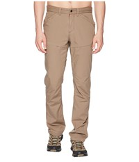 Outdoor Research Wadi Rum Pants 34 Walnut Casual Pants Brown