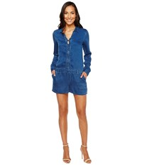 Paige Arley Romper Chamberlain Women's Jumpsuit And Rompers One Piece Blue