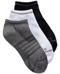 Ideology No Show Socks 3 Pack Only At Macy's Basic White