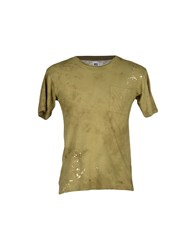 Nsf T Shirts Military Green