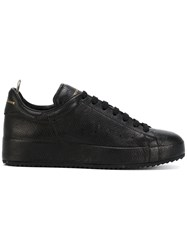 Officine Creative Ace Sneakers Calf Leather Rubber Black