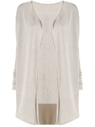 Rick Owens Open Front Cardigan 60