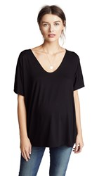 Hatch The Perfect V Tee Black