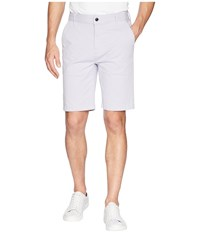 7 For All Mankind The Chino Twill Shorts Light Violet Purple