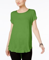 Alfani High Low T Shirt Only At Macy's Willow Bough