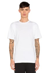 Public School Lane Tee White