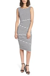 Bailey 44 Stripe Column Dress