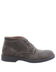 Bass Plano Suede Chukka Boots Grey