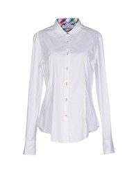 Manuel Ritz Shirts Shirts Women Sky Blue